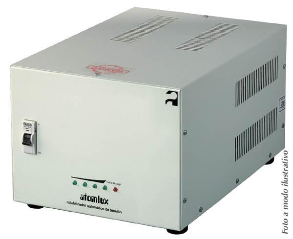 estabilizador de tension filtro de linea linea e
